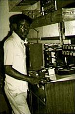 Клемен Додд, самый первый ди-джей