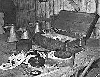 Стандартное оборудование первых саунд-систем